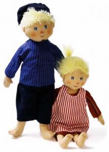 Emil & Ida i Lönneberga (Mjuka dockor) | Doppresenter.se