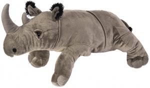 Stor Noshörning, Jumbo Noshörning, 76cm, Wild Republic | Doppresenter.se