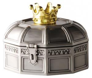 Smyckeskrin med Krona, Doppresenter.se