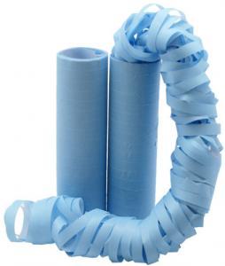 Serpentin ljusblå, 2p   Doppresenter.se