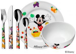 Musse pigg barnset i 6 delar, Porslin - Disney | Doppresenter.se