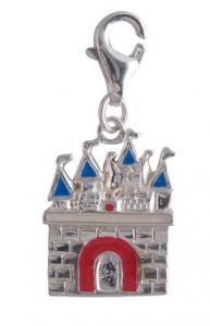 Berlock borg, äkta silver, Sagosmycken | Doppresenter.se