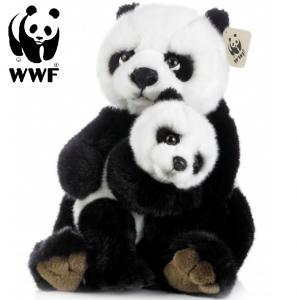 Panda med baby - WWF (Världsnaturfonden)