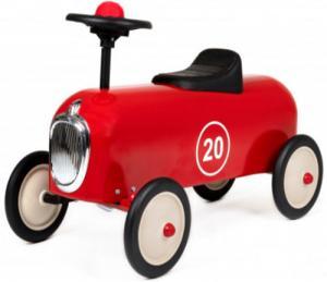 Gåbil New Racer retromodell, röd - Baghera