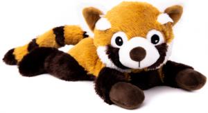Värmenalle Röda Pandan Penny (tvättbar) - Habibi Plush
