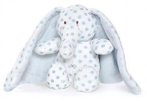 Elefant med Broderat namn - Teddykompaniet, Doppresenter.se