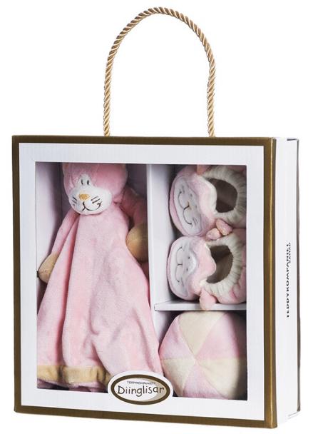 Diinglisar Presentset Katt - Teddykompaniet