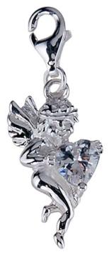 Berlock Tingeling, äkta silver - Sagosmycken