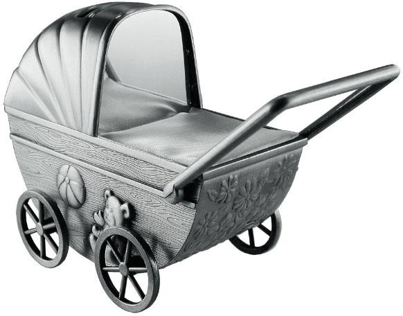 Sparbössa, barnvagn