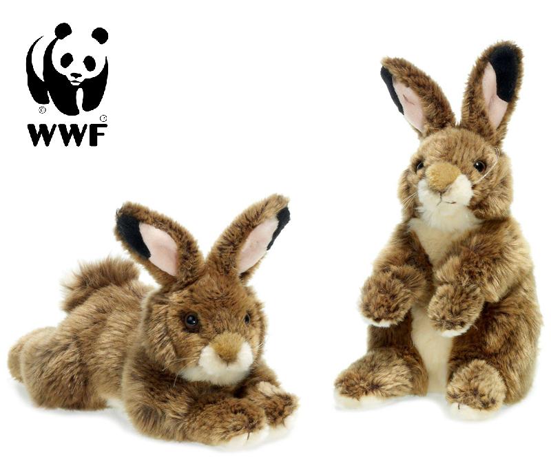 Hare - WWF (Världsnaturfonden) (Sittande)
