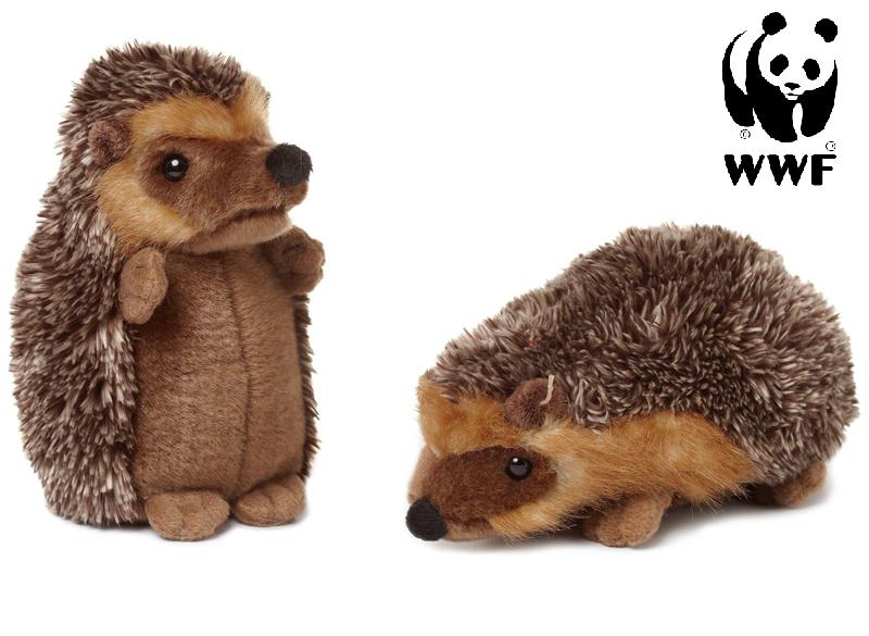Igelkott - WWF (Världsnaturfonden) (Sittande)