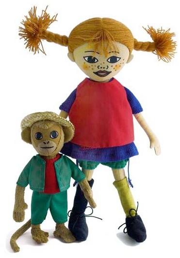 Pippi Långstrump & Herr Nilsson